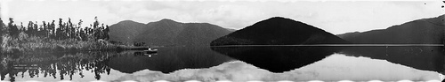 NZ Lake Paringa between 1923-1929