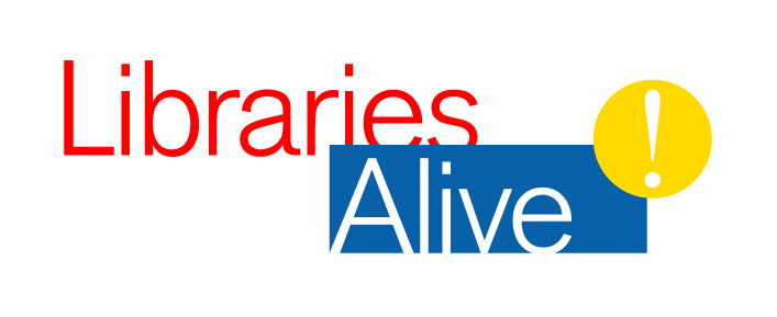 libraries_alive_logo