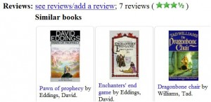 Similar books to Queen of sorcery / David Eddings