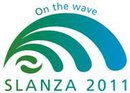 SLANZA On the wave