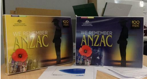 We remember ANZAC