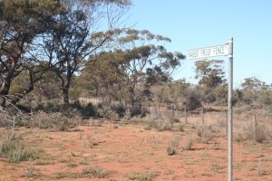 Rabbit Proof Fence Road