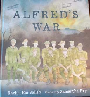 Rachel Bin Salleh, Alfred's War