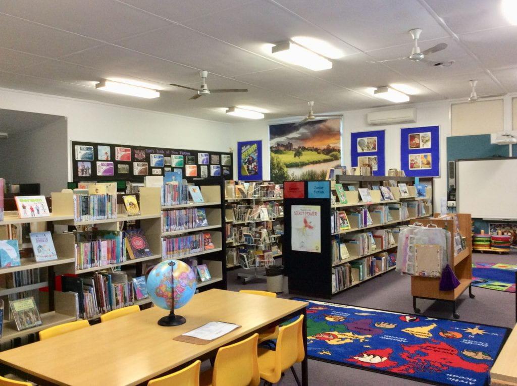 Pymble Public School library